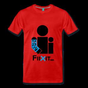 camiseta-roja-azul