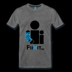 camiseta-gris-oscuro-azul